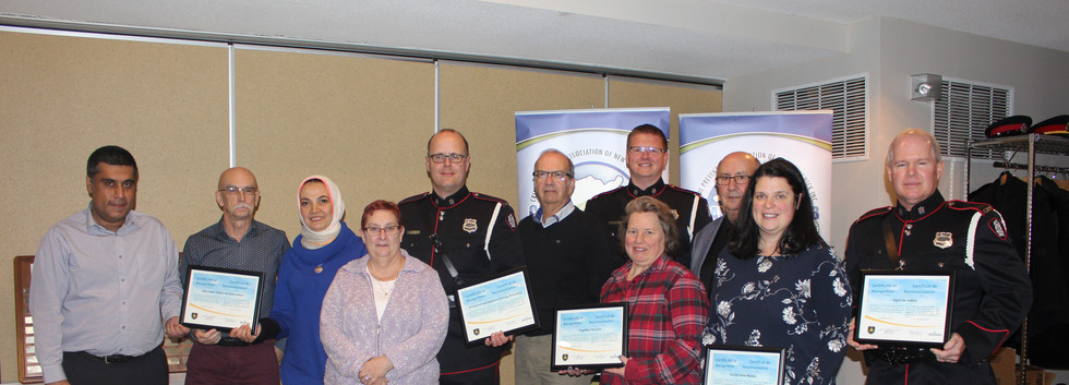 Saint John Police and partners.JPG