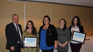 Victim Services Coordiantors recognized