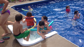 Wave of Youth pool time
