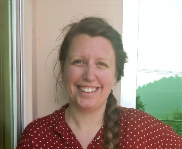 Women of security: Kiki Hansen