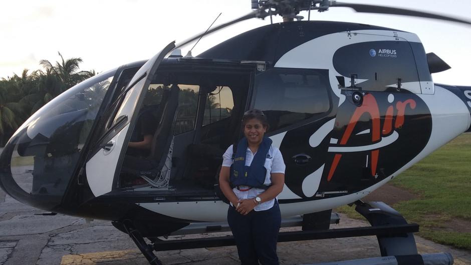 Women of security: Sharon Haye