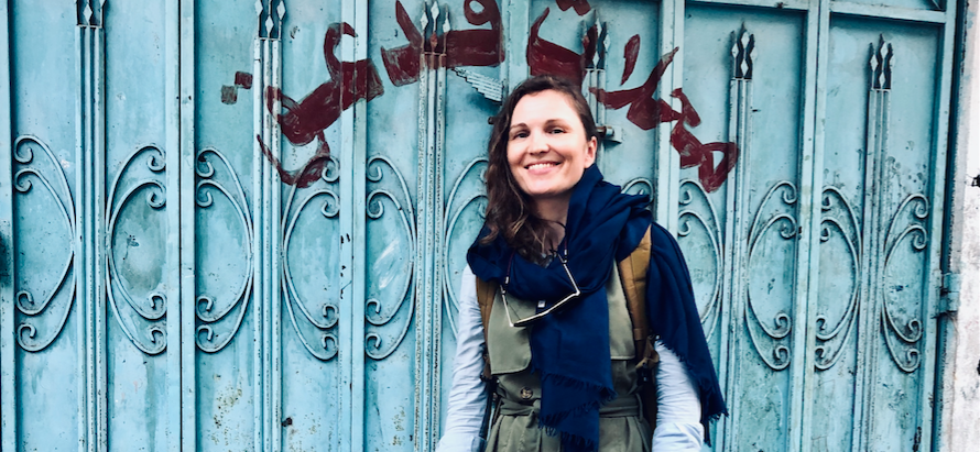 Women of security: Romi Gaspirc