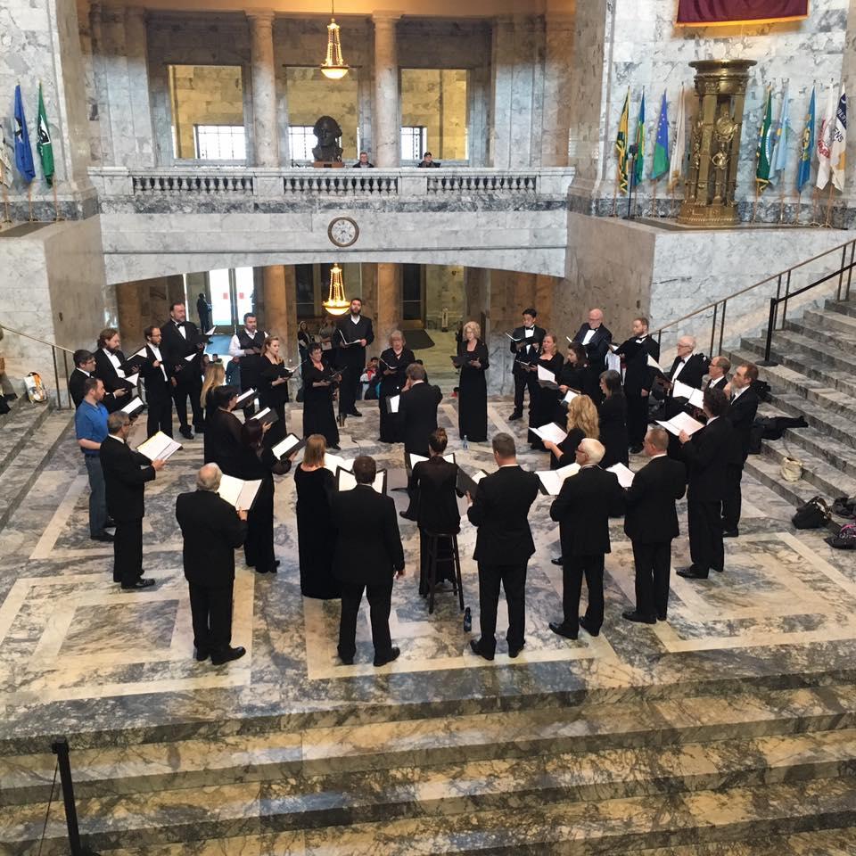 Choral Arts at the Capitol, WA