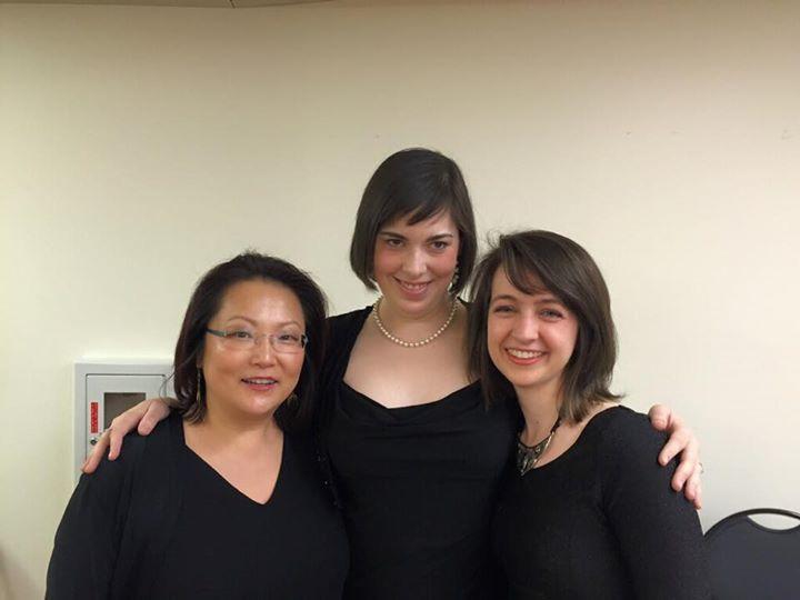 Choral Arts Sopranos!