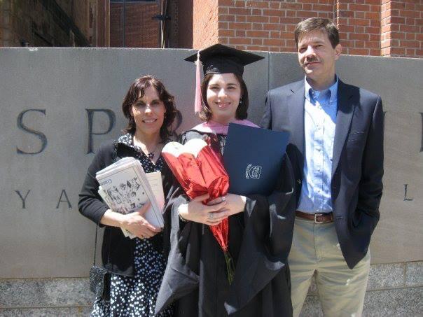 Yale Graduation Day