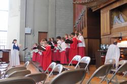 St. Mark's Chorister Festival, 2014