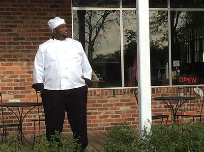 Chef Jason of The Smokehouse at Paris Avenue