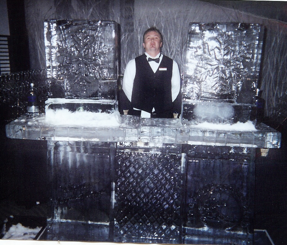 Winter Ice Bar