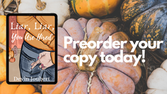 It's Cover + Title Reveal Day TODAY!