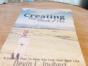 Creating The Best Me is NOW available!!