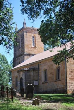 St Thomas Church c.1836