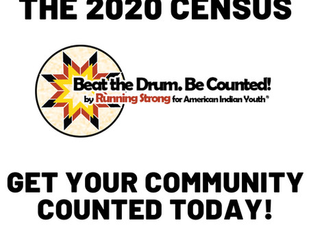 Participate in Census 2020!