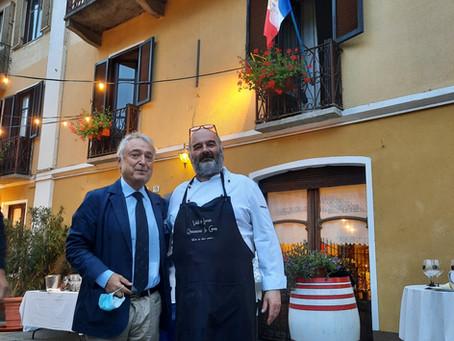 Dom Pérignon, da Hautvillers alle Valli di Lanzo.