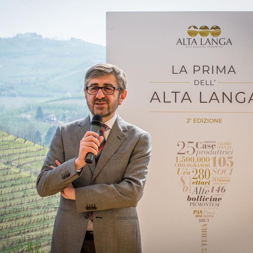 Giulio Bava, presidente del Consorzi