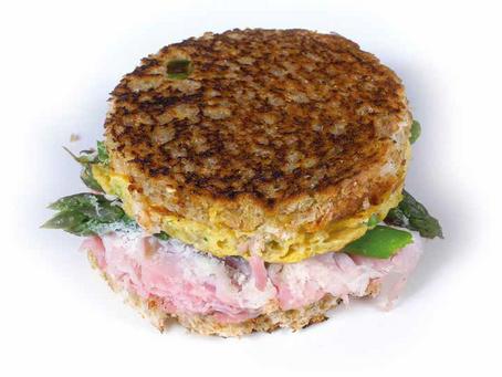 Bismarck: e il panino diventa importante!