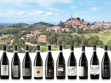 Nasce l'Albugnano 549, vino d'eccellenza