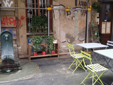 Il Giardino in centro a Torino