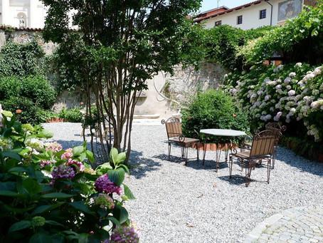 Le Jardin Fleuri: dove si coltiva l'Arte, anche culinaria!