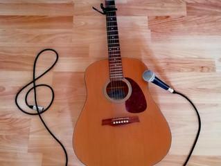Guitare, solfège et chant