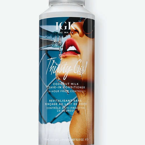 THIRSTY GIRL Coconut Milk Leave In Conditioner