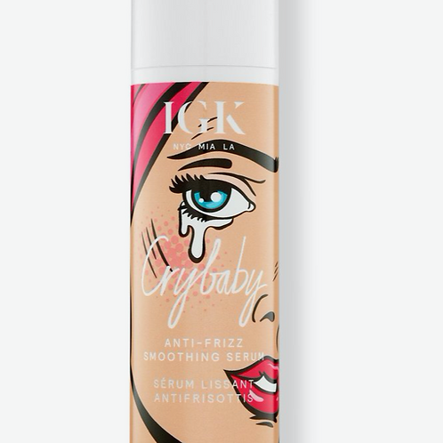 CRYBABY Anti-Frizz Smoothing Serum