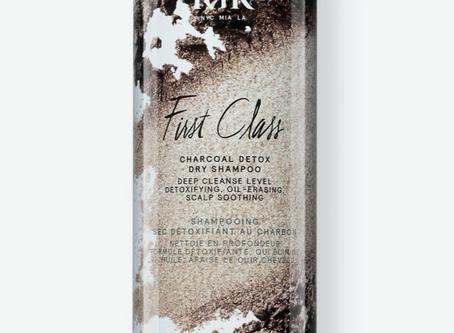 IGK First Class Charcoal Dry Shampoo