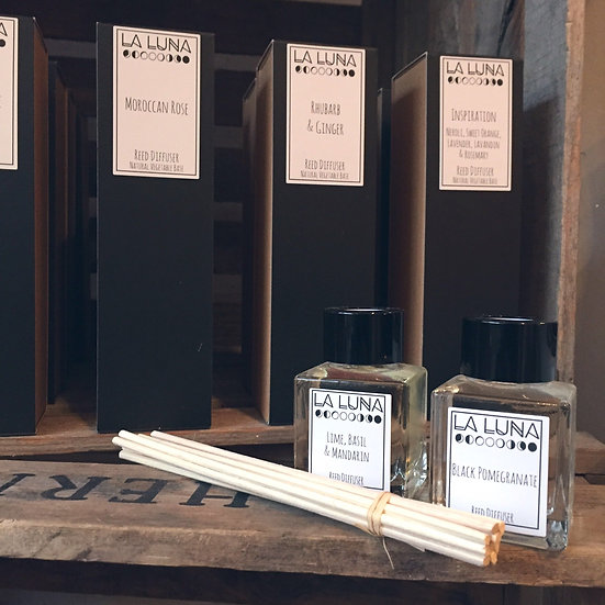 50ml Natural Reed Diffuser Set
