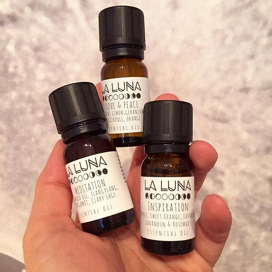 Pure Essential Oil Blends (10ml)