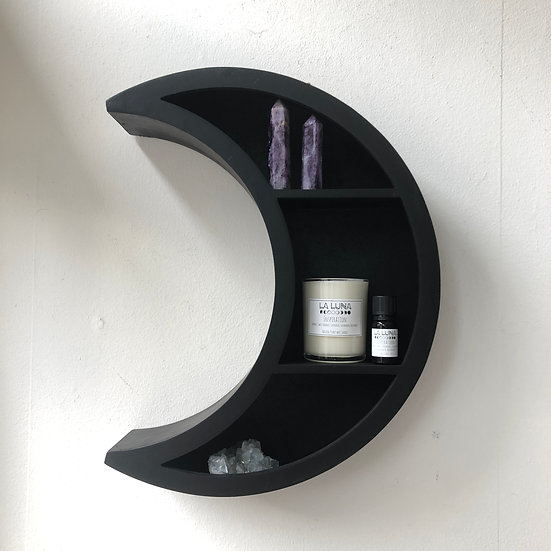 Crescent Moon Shelf