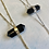 Thumbnail: On Point Necklace - Black Obsidian