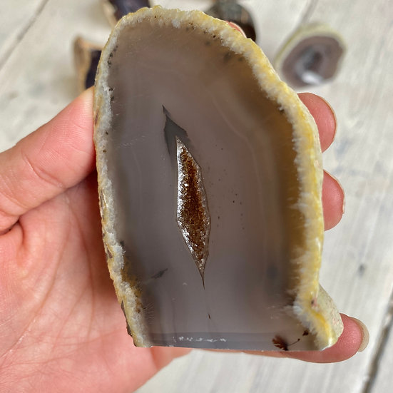 Natural Agate Geode #2