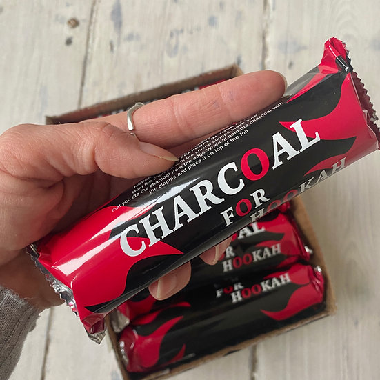 Charcoal Discs - Roll of 10
