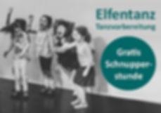 Dodo Academy * Elfentanz * Kindertankurs *1090 Wien