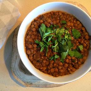Super Healthy, Vegan, and Cheap Lentil Curry Recipe