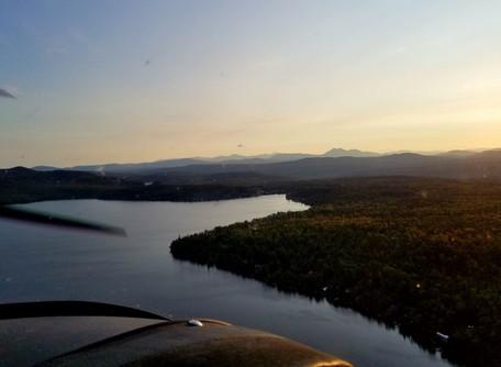 Seaplane Flights in Maine