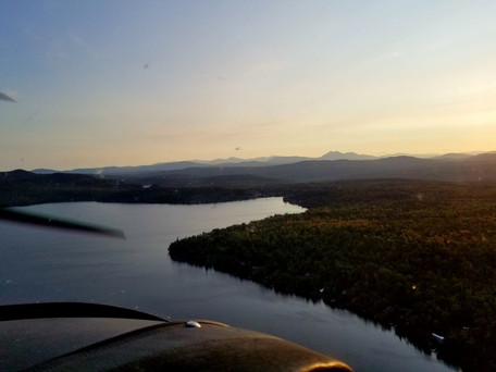 Seaplane Flights in Maine