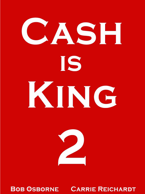 CASH IS KING 2 BOOK 2019