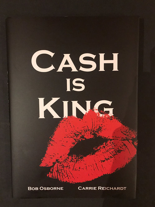 Cash is King 1 Book 2018