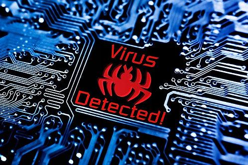 Virus/Adware/Malware Removal Service