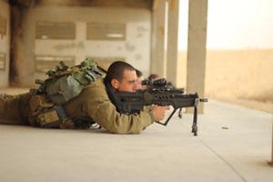 חייל מטווח