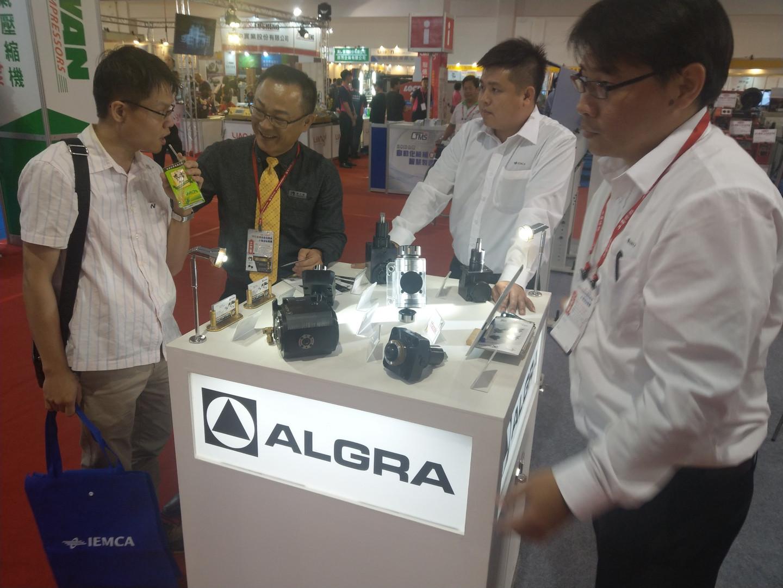 2019 CTMS 台南自動化機械展