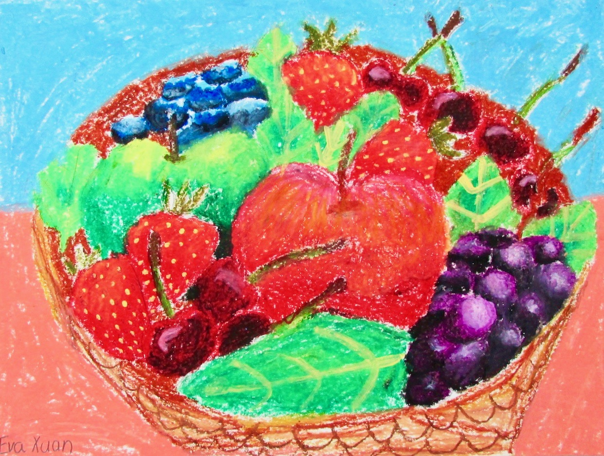 "Eva Xuan ""My Favorite Fruits"""
