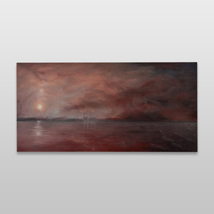 Storm on the horizon of Battersea
