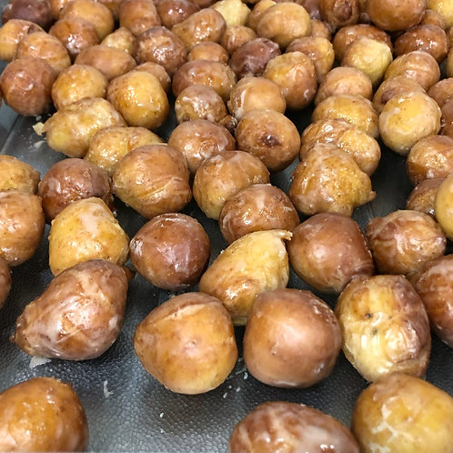 FREE DONUT HOLES when you 'PICK-UP'