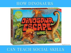 Dinosaur Escape: How a Co-op Game Can Strengthen 6 Social and Emotional Skills