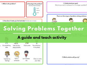 [Free Tool] How to Develop Your Child's Problem Solving Skills