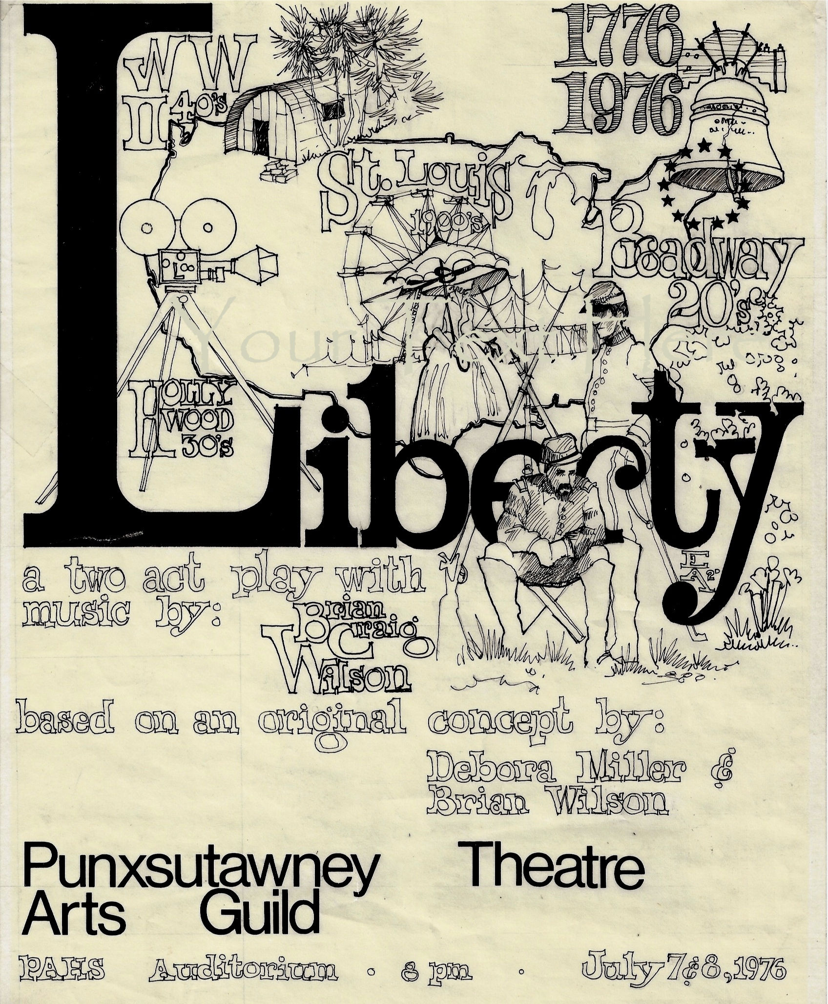 Liberty Play Cover