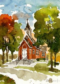 Holy Family Chaple Davidsonville, MD