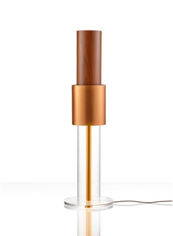 Lightair Signature ionisator luchtreiniger houtlook