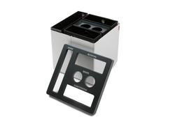 Afvalbak Cube met afvalscheiding